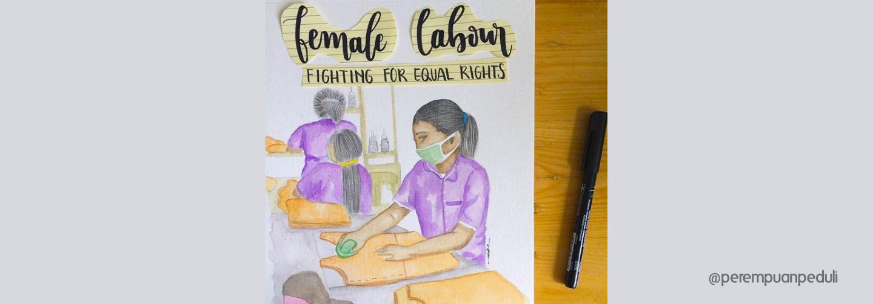 Meninjau Feminisme Marxis: Perempuan dan Kerja